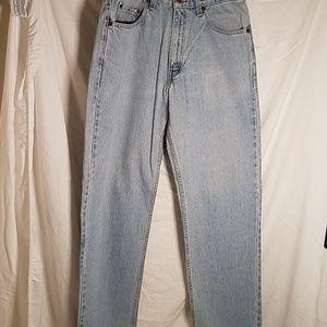 Vintage Levi's 33 x 32 Blue Jeans
